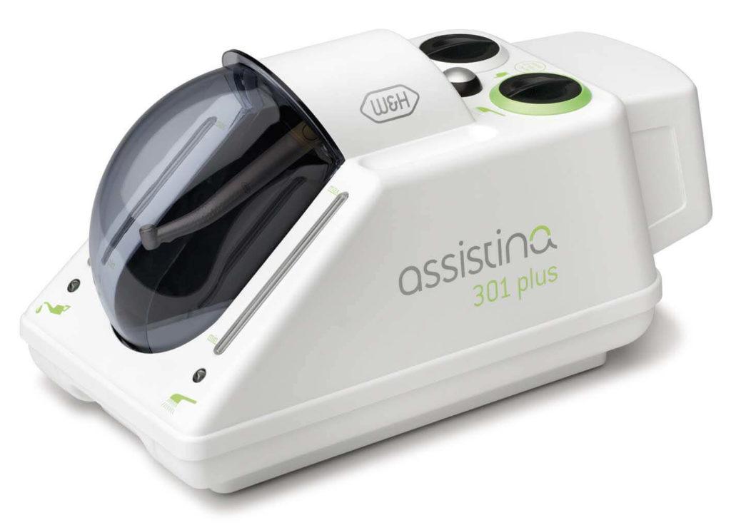 Gerät zum desinfizieren von Zahnarztbesteck