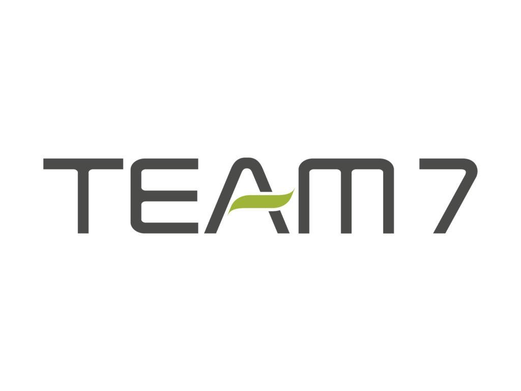 Firmenlogo der Firma Team 7